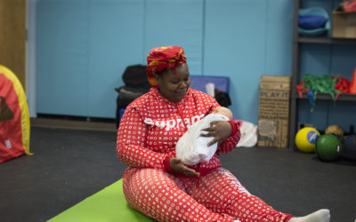 Prenatal class helps prepare expectant mothers