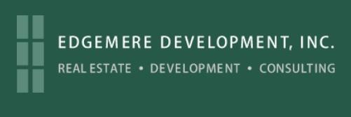Edgemere development logo