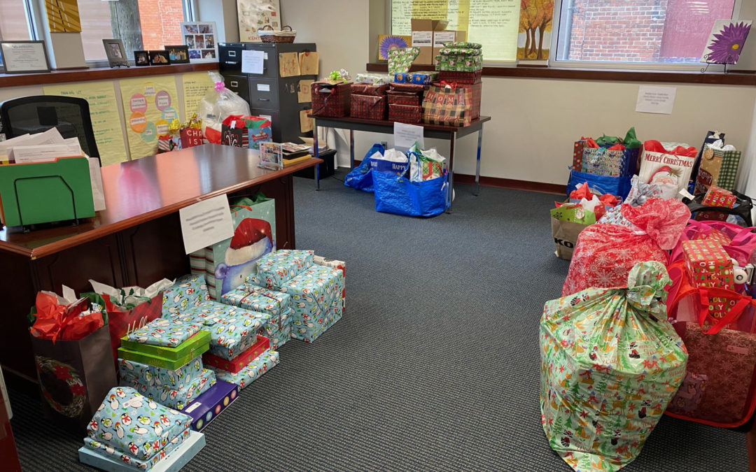 Adopt a Family Campaign brings cheer to families