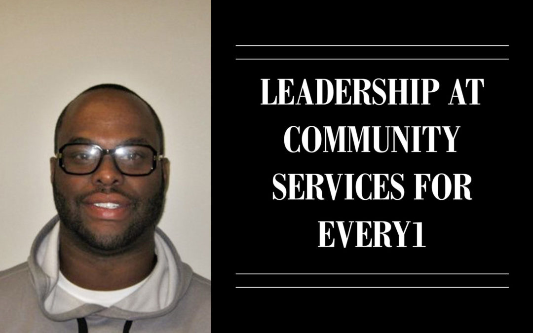 Leadership: Interview with Brandon Sumpter