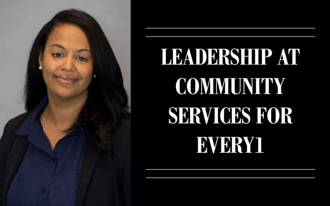 Leadership: Interview with Jessica Robinson