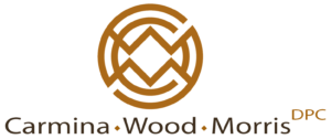 Carmina Wood Morris logo