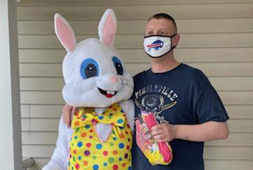 Celebrating Easter with some fun activities