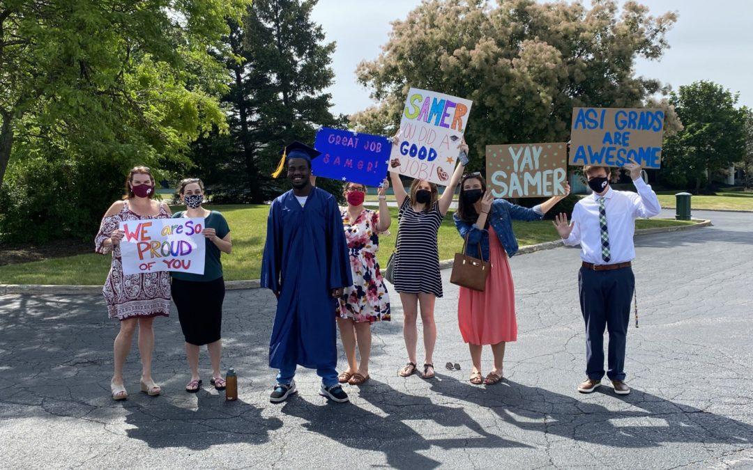 Graduation Day!
